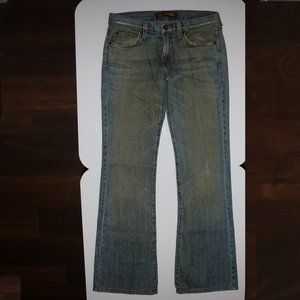 Angel Premium Denim Flare Jeans W30x31 Inseam